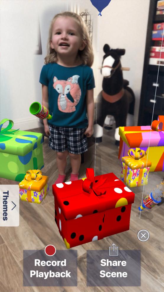 SnapAR v2  Play  Share