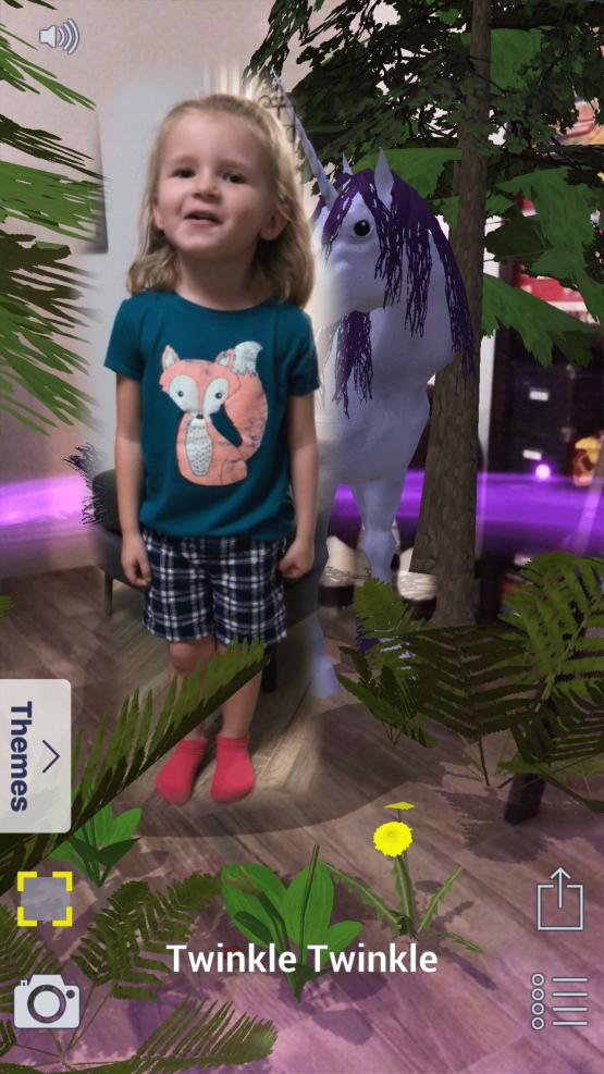 SnapAR v2  Play  Unicorn
